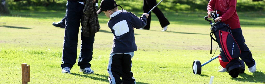 Golf for all ages and abilities at Fakenham Fairways.