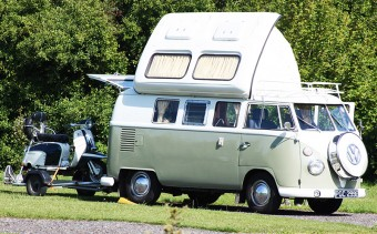 Retro Campervan.