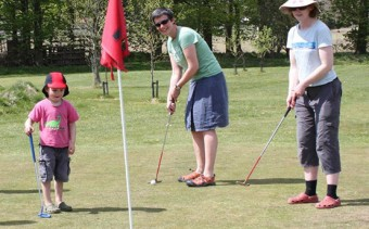Family Pitch & Putt.